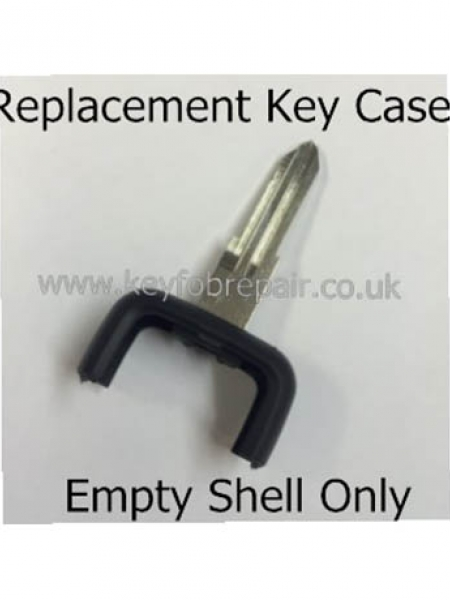 Vauxhall HU46 (Left Hand) Key Blade Case For 2 And 3 Button Remotes - Astra Zafira